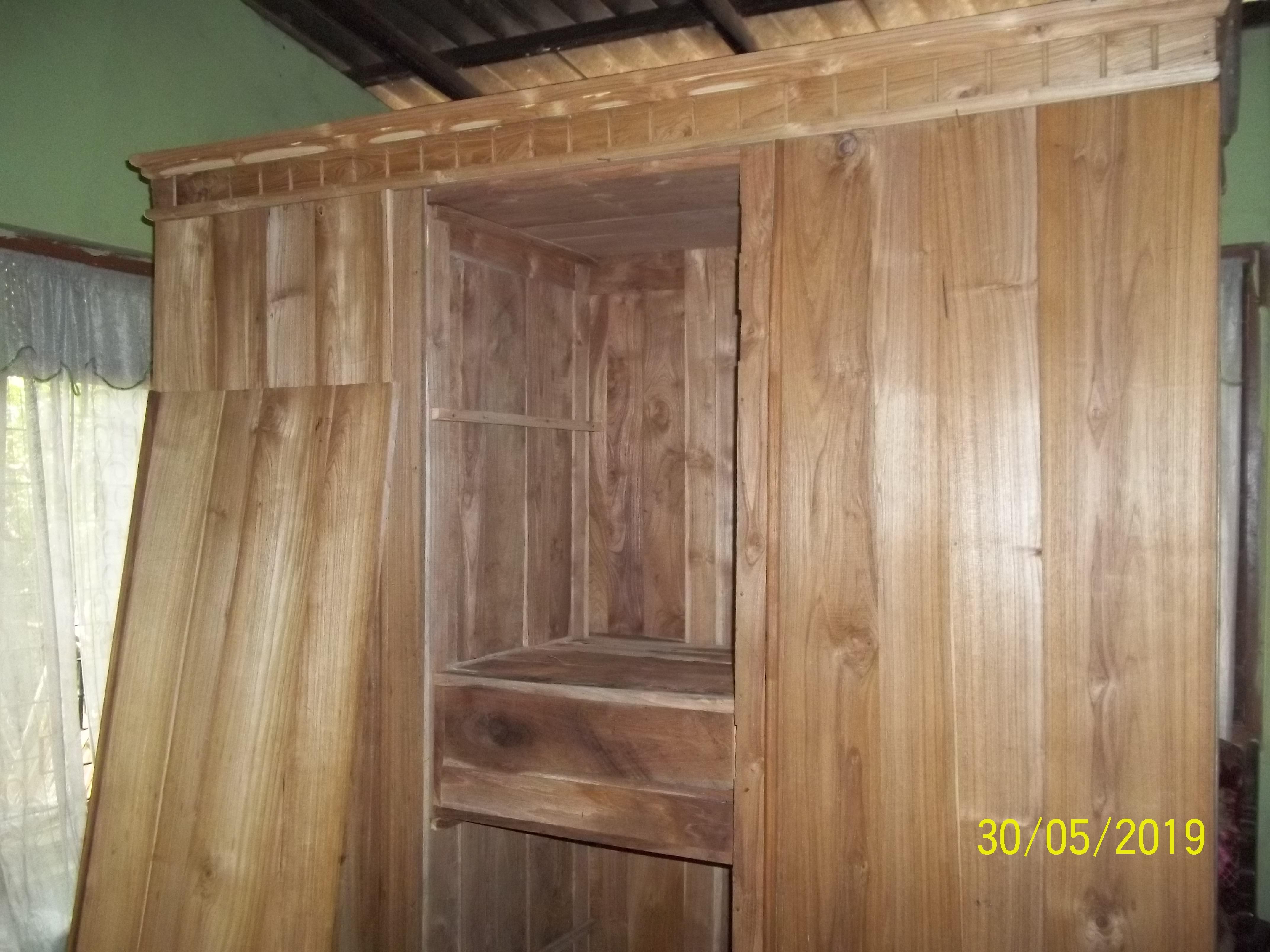 Teak Almirahs Dressing Tables Beds From Moratuwa Sl
